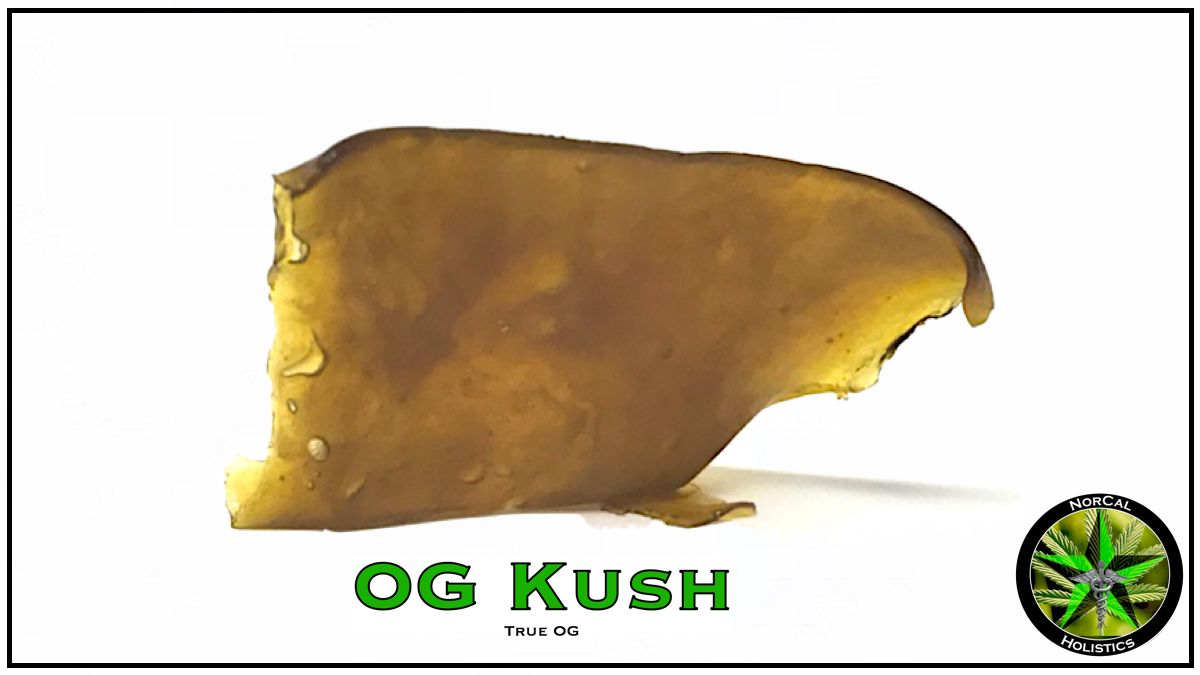 [House Wax] OG Kush