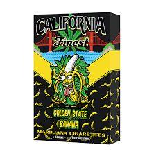 Golden State Banana - Pre rolls