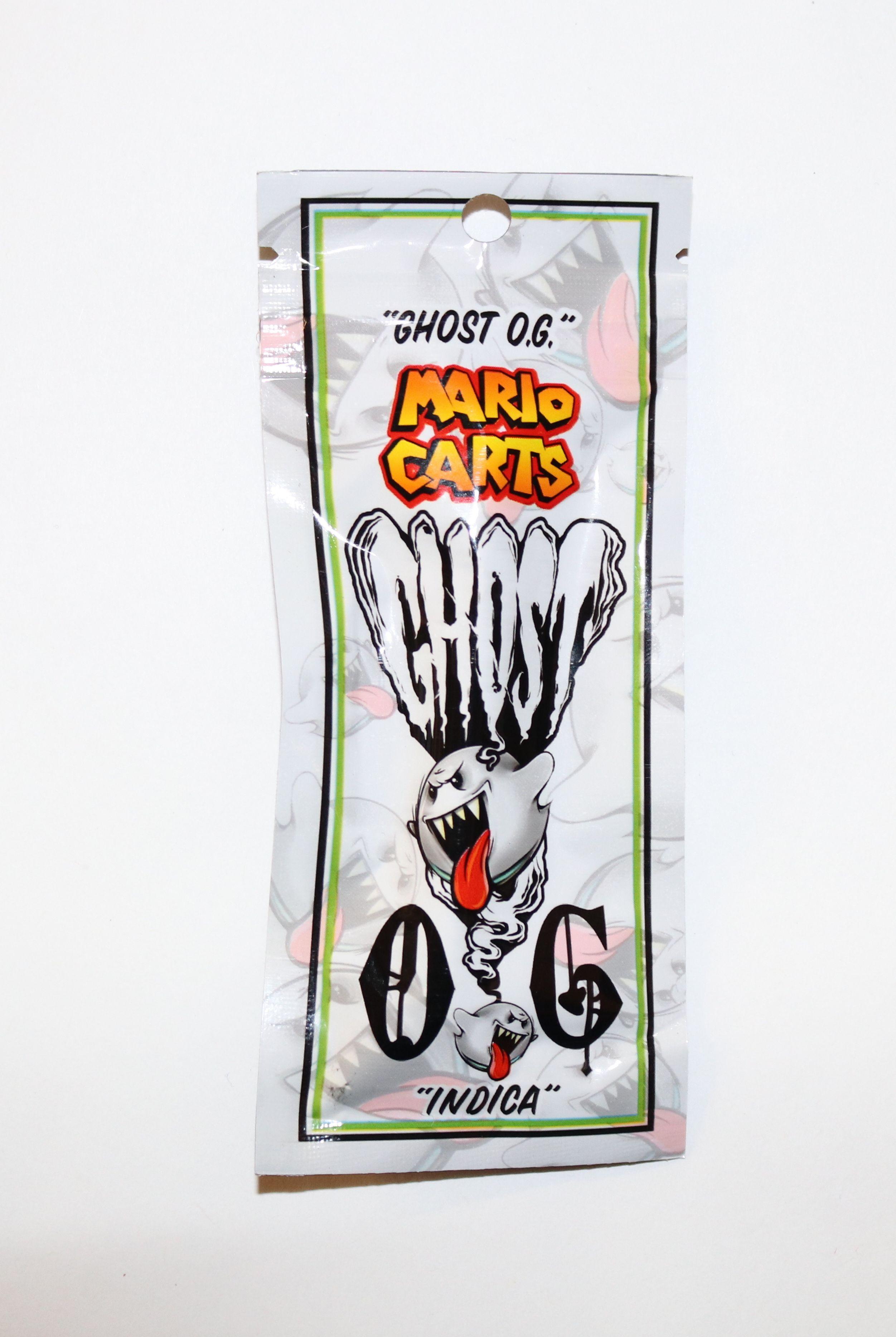 Mario Carts - Ghost OG