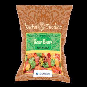 Kanha Candies- Sour Bears 150MG