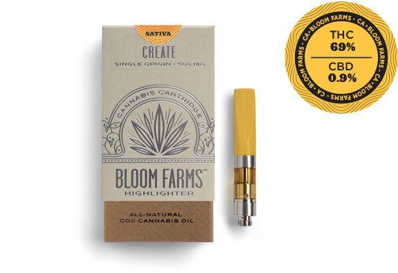 Bloom Farms Cartridge Tangie Sativa $35