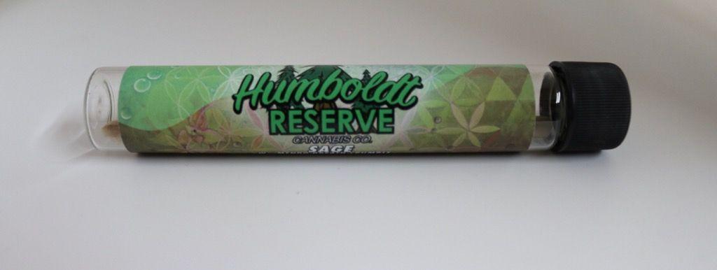 Humboldt Reserve - Sage Premium Pre Roll