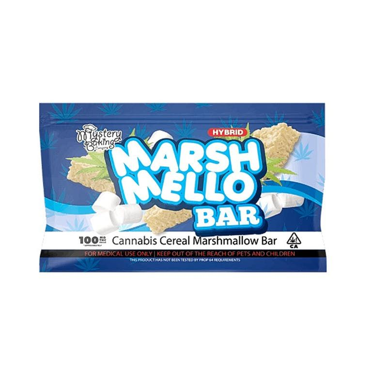 Mystery Baking - Marsh Mello Bar 100mg