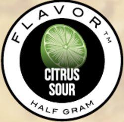 Citrus Sour (Sour D) Crumble