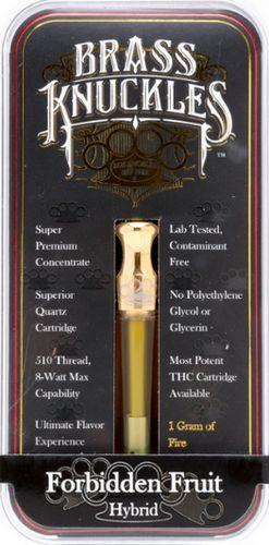 Brass Knuckles - Forbidden Fruit Cartridge (Hybrid)