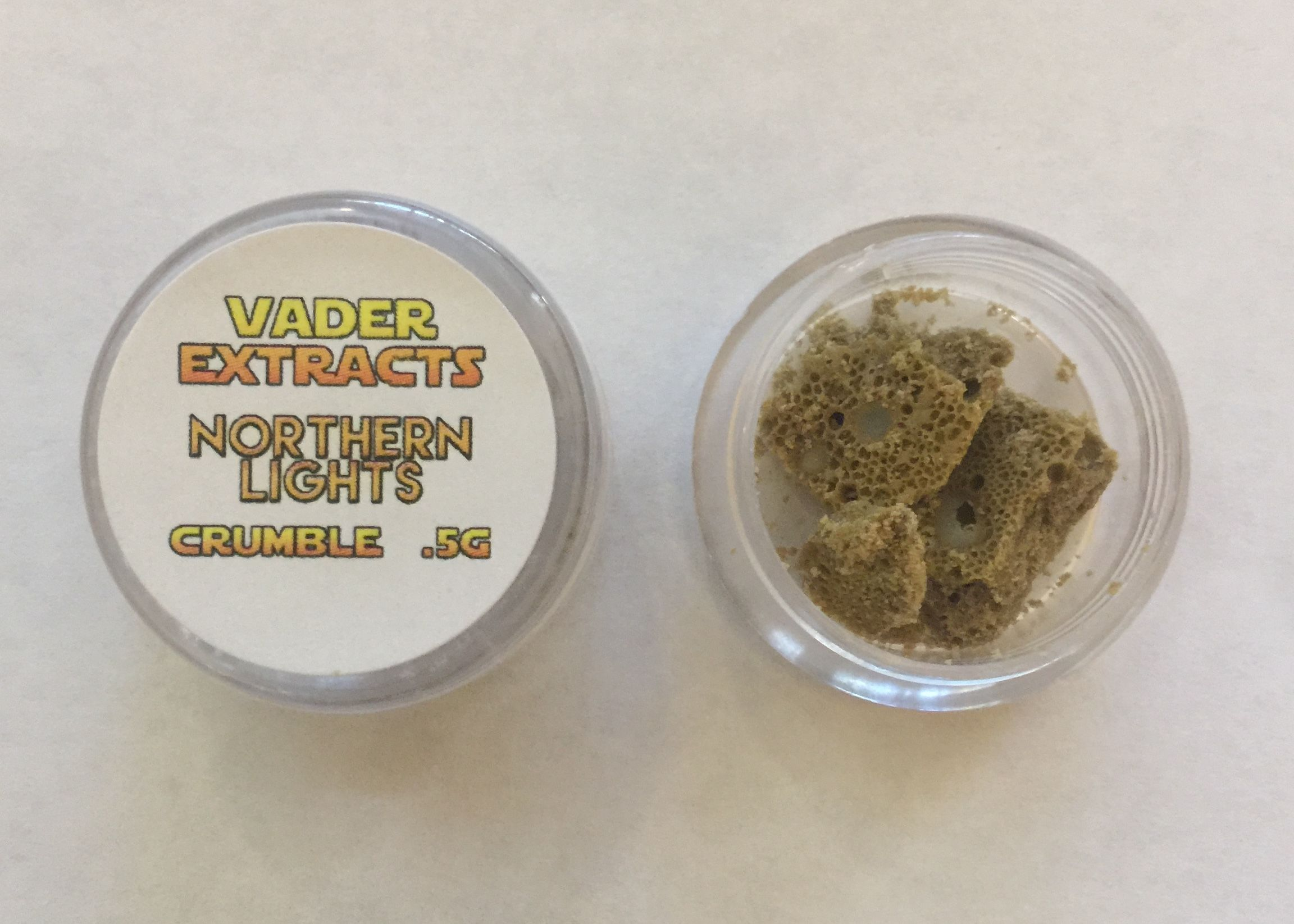 Vader Extracts - Northern Lights Crumble