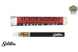 Indica- Spliffin Maverick Pen Dante's Fire