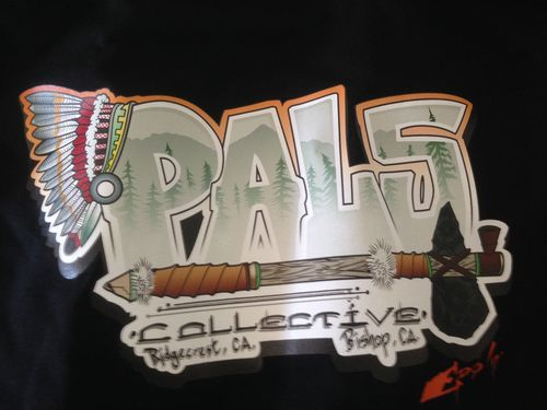 PALS T-Shirt #2 Black