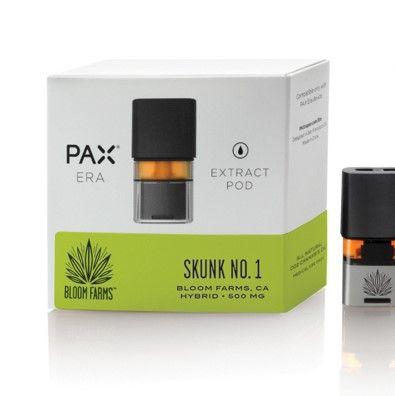 Pax Era Bloom Farms Skunk NO. 1 Hybrid $50