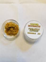 Vader Extracts - Pineapple Express Crumble