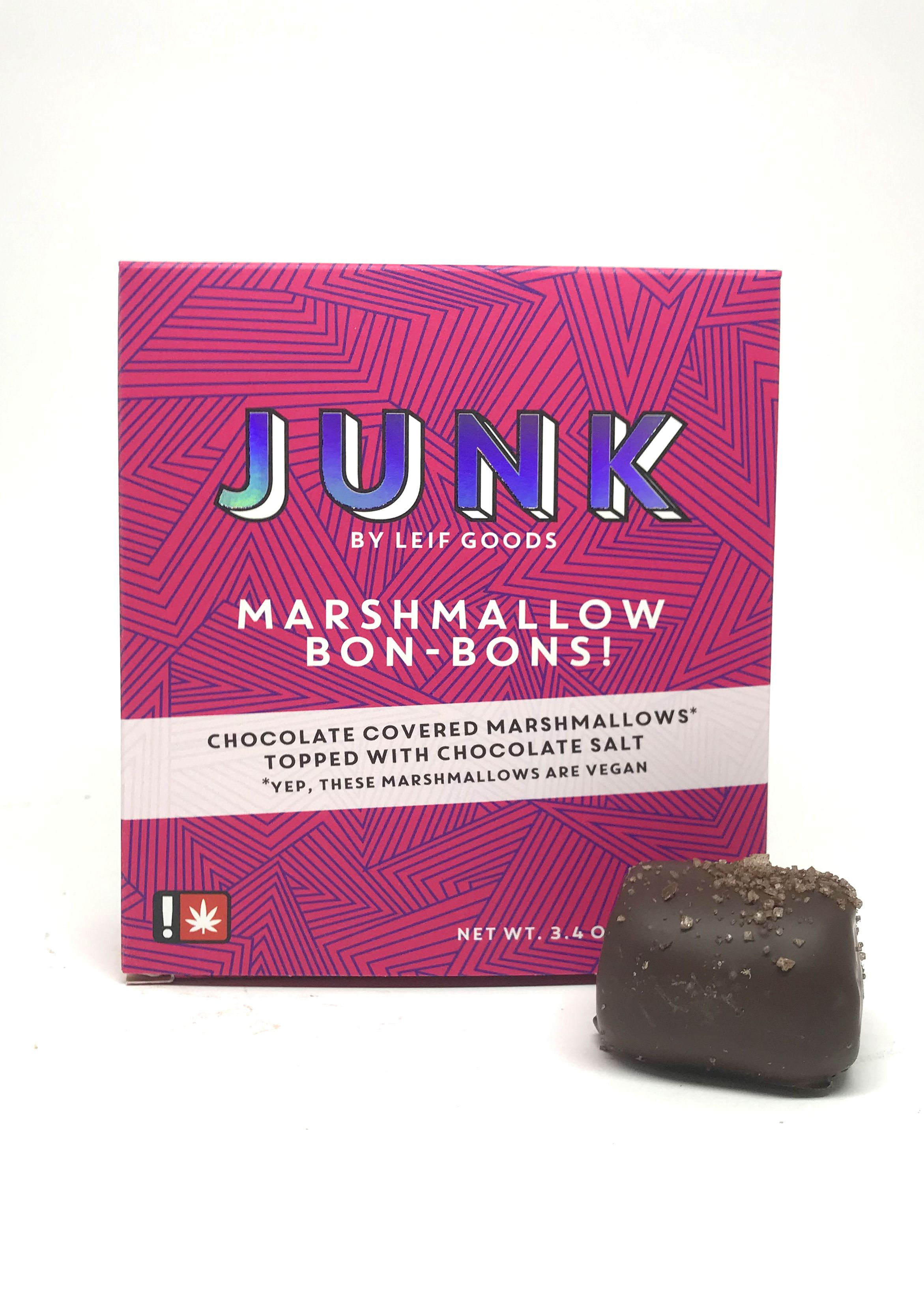 JUNK - Marshmallow Bon-Bons! (Vegan) *Was 25*
