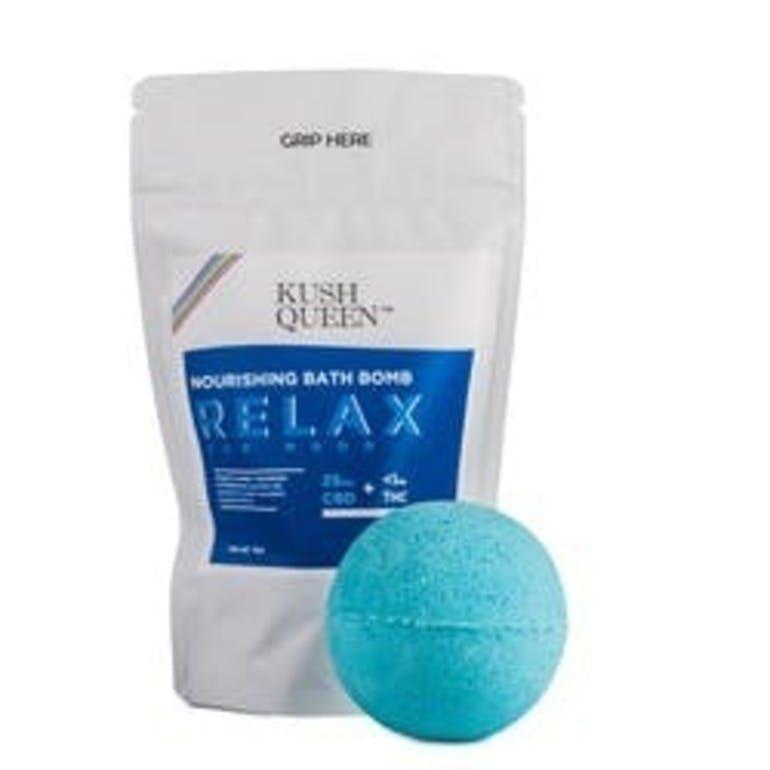 Relax Bath Bomb Pure CBD 25mg