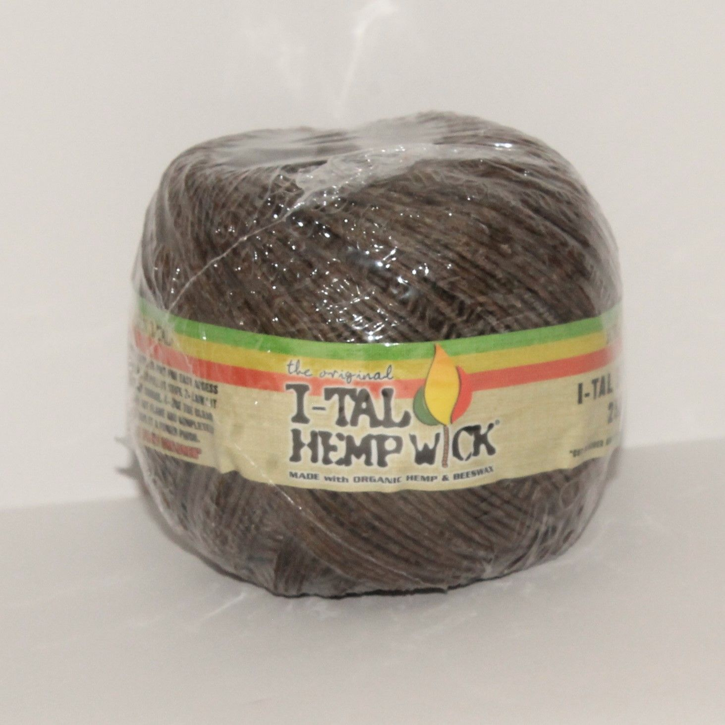 I-Tal Hempwick - Supreme 250ft