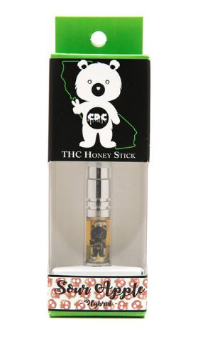 Sour Apple THC Honey Stick (Hybrid)