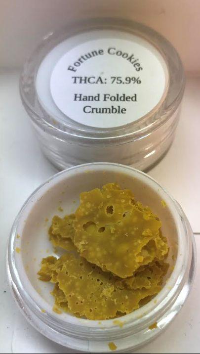 J.M.P. Fortune Cookies 75.9% THC 1 gram