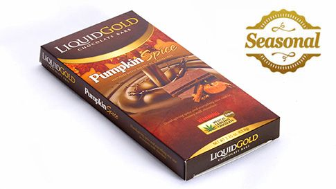 Liquid Gold 210MG Pumkin Spice