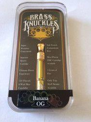 Brass Knuckles - Banana OG Cartridge