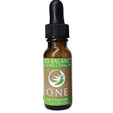 250MG One 20:1 CBD Tincture