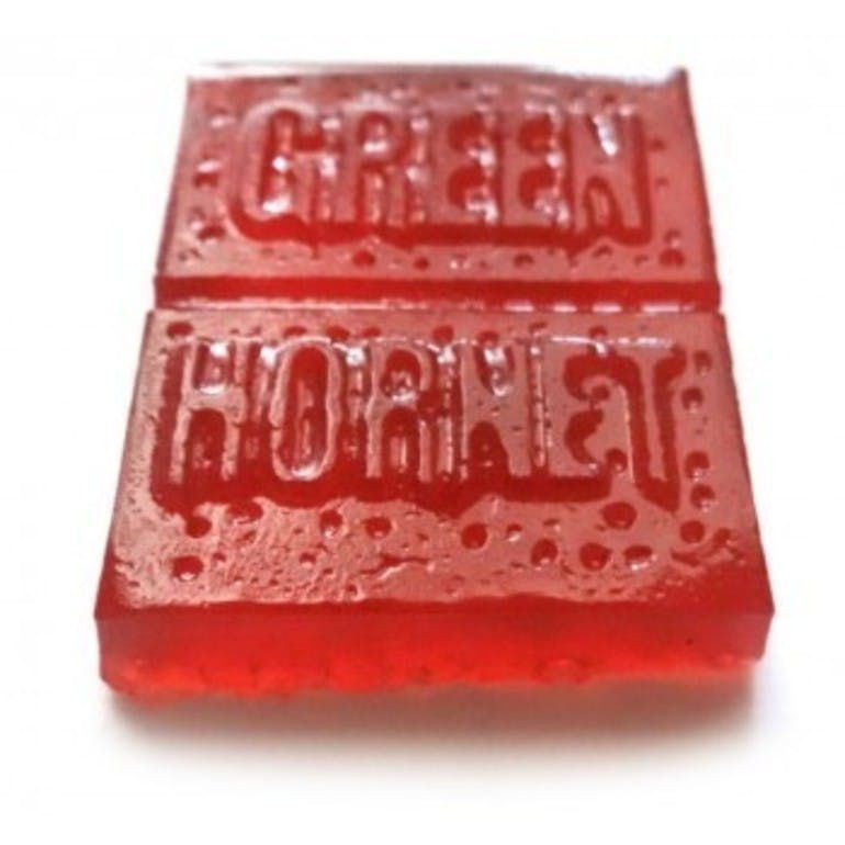 Green Hornet Fruit Punch Gummy [Indica]