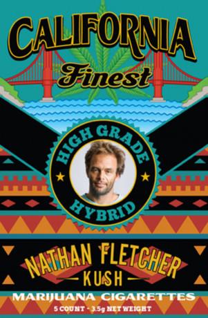 California's Finest - NATHAN FLETCHER KUSH