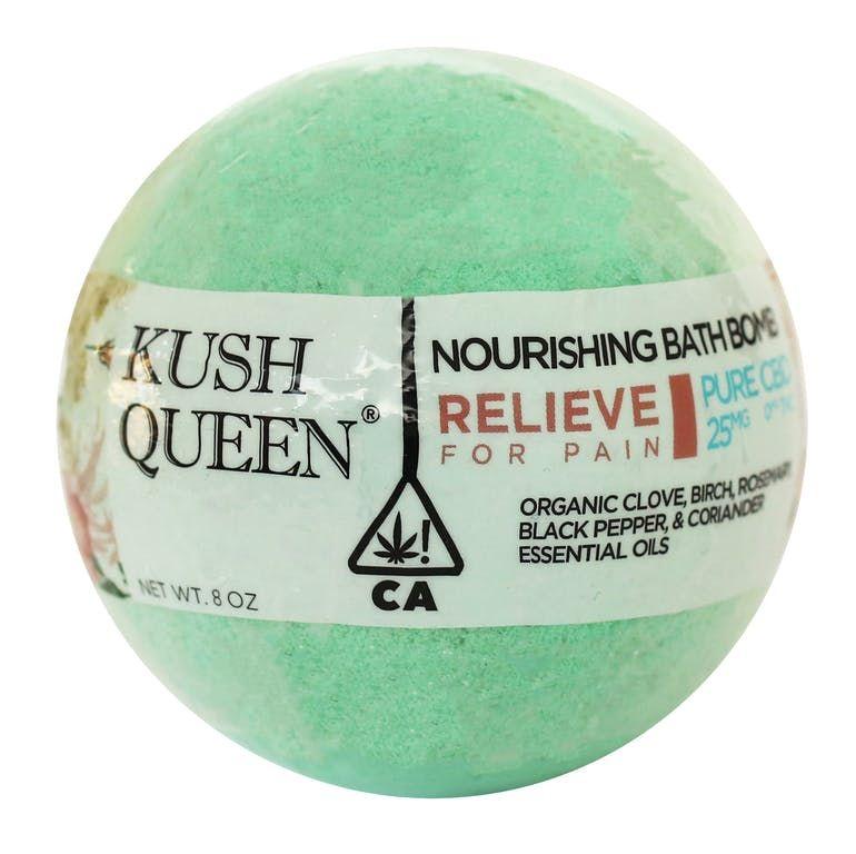 Relieve Bath Bomb Pure CBD 25mg