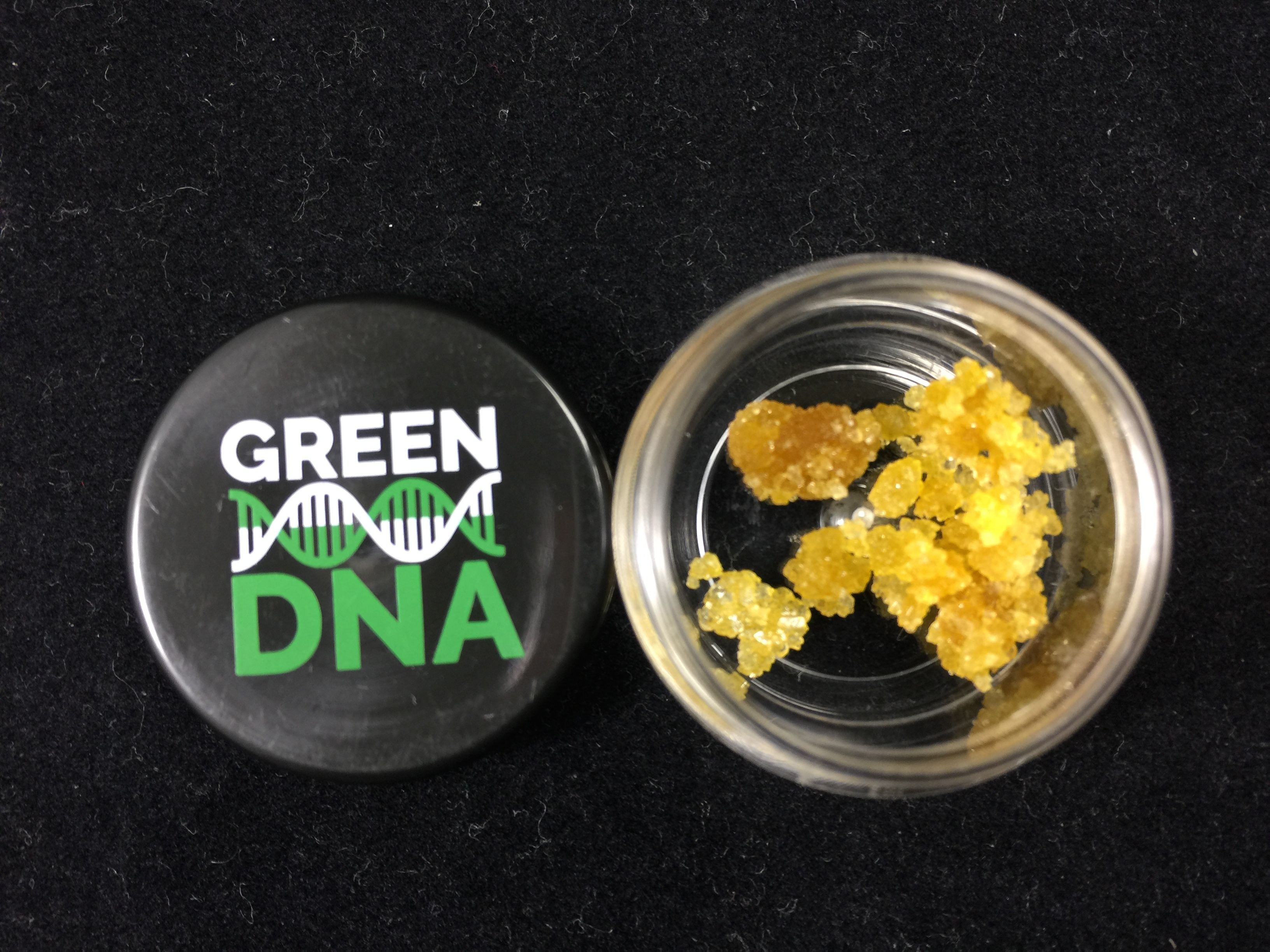 Jack Herer Sugar/Live Resin by Green DNA
