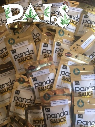 Panda Vapes - Panda Sauce