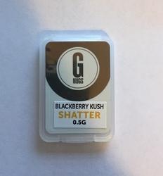 GNugs Shatter-Blackberry Kush Shatter