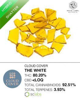 WLE - The White, Hybrid, Shatter