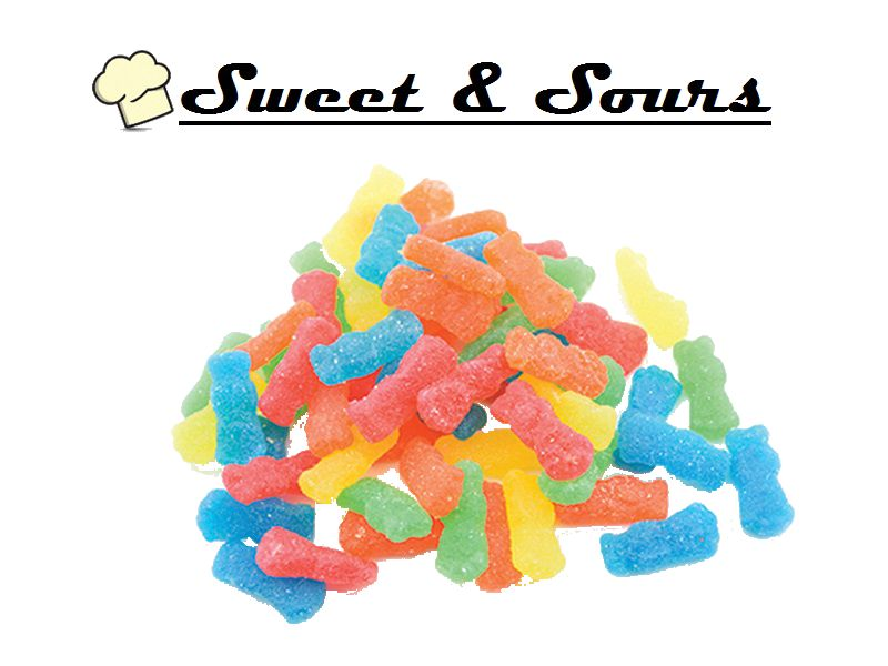 Infused Creations - Sweet and Sour Bears - 150mg Sativa