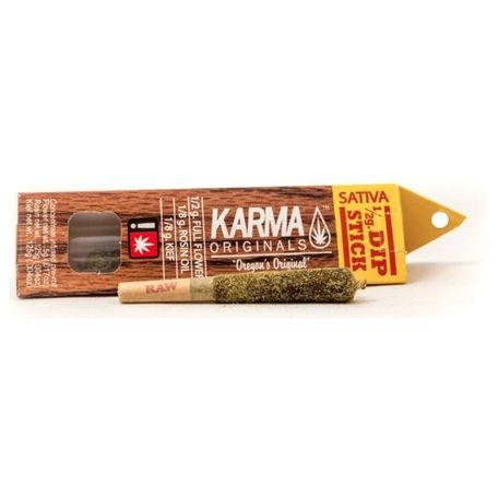 KARMA - Super Lemon Haze 0.75g Dip-Stick Was $18