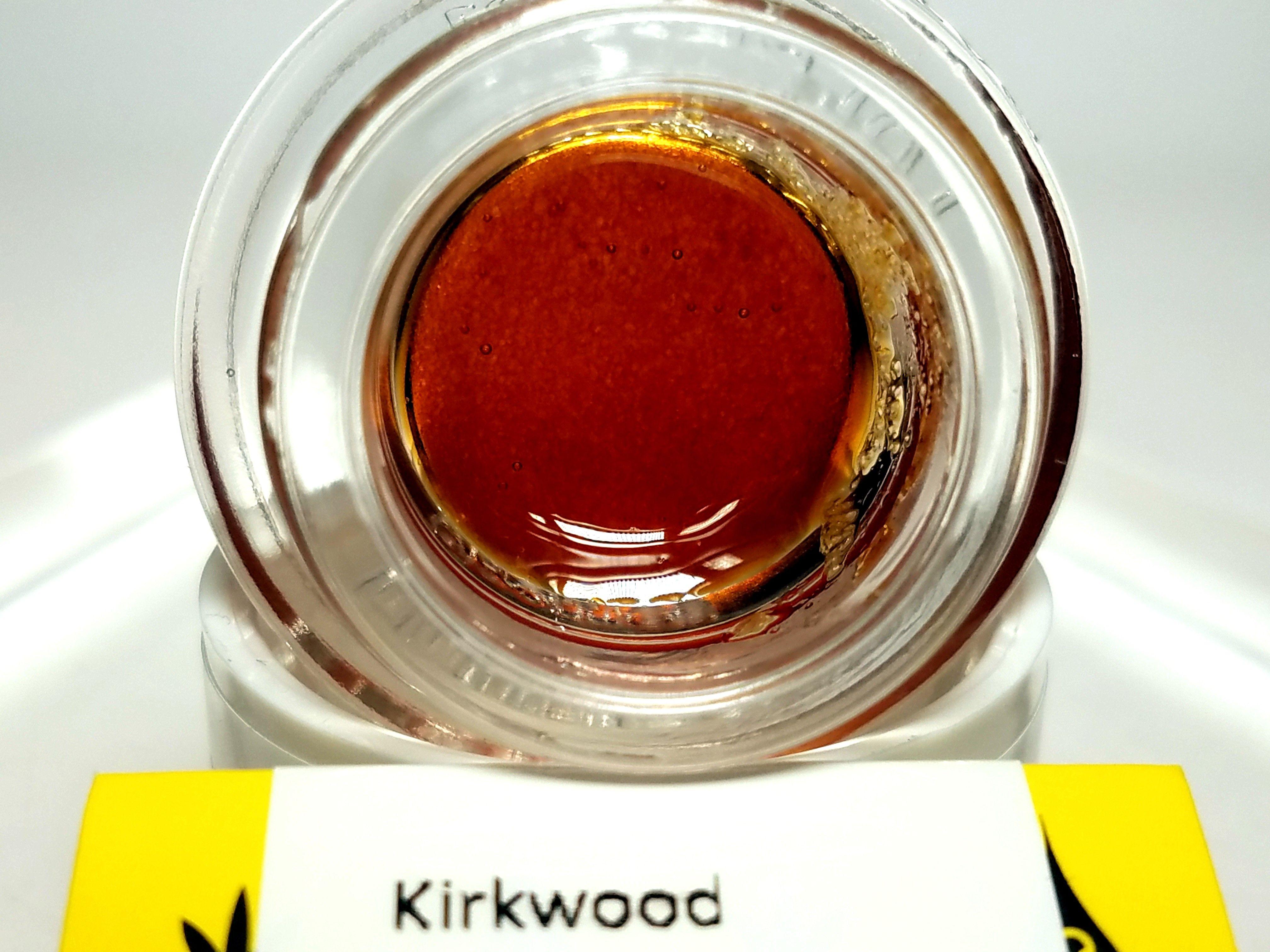 Bobsled - Kirkwood OG, Indica Hybrid, Sauce