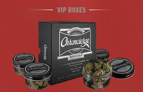 Chroncierge Pre Packed 1/8 Jars Assorted Strains