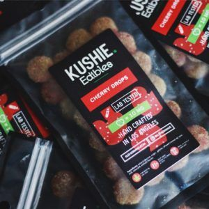 Kushie Cherry Drops Sativa
