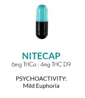Get Zen Cannabis Capsules 30 ct. - Nitecap