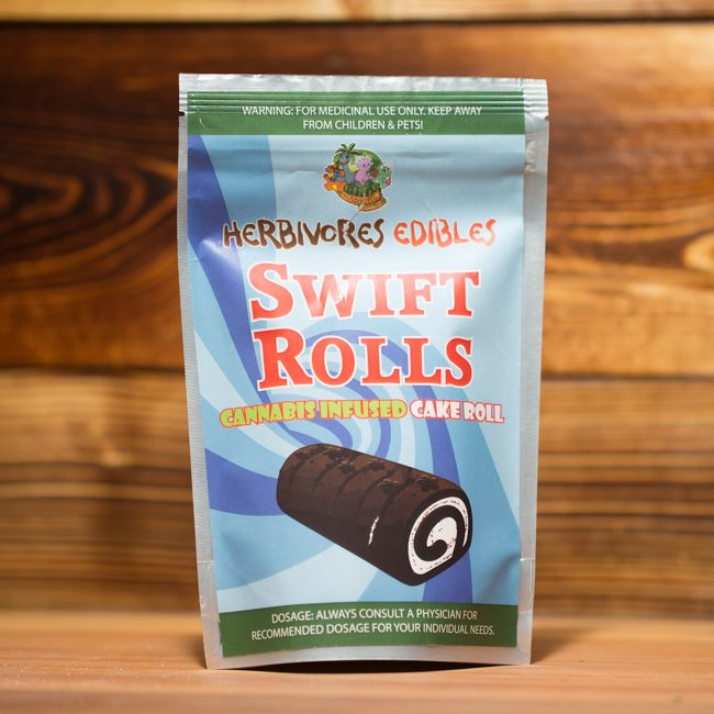 Herbivore Edibles Swift Rolls
