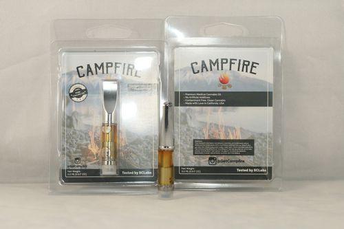Strawberry AK Cartridge - Campfire