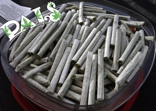 PALS pre-rolled joints - 3 for $10.00