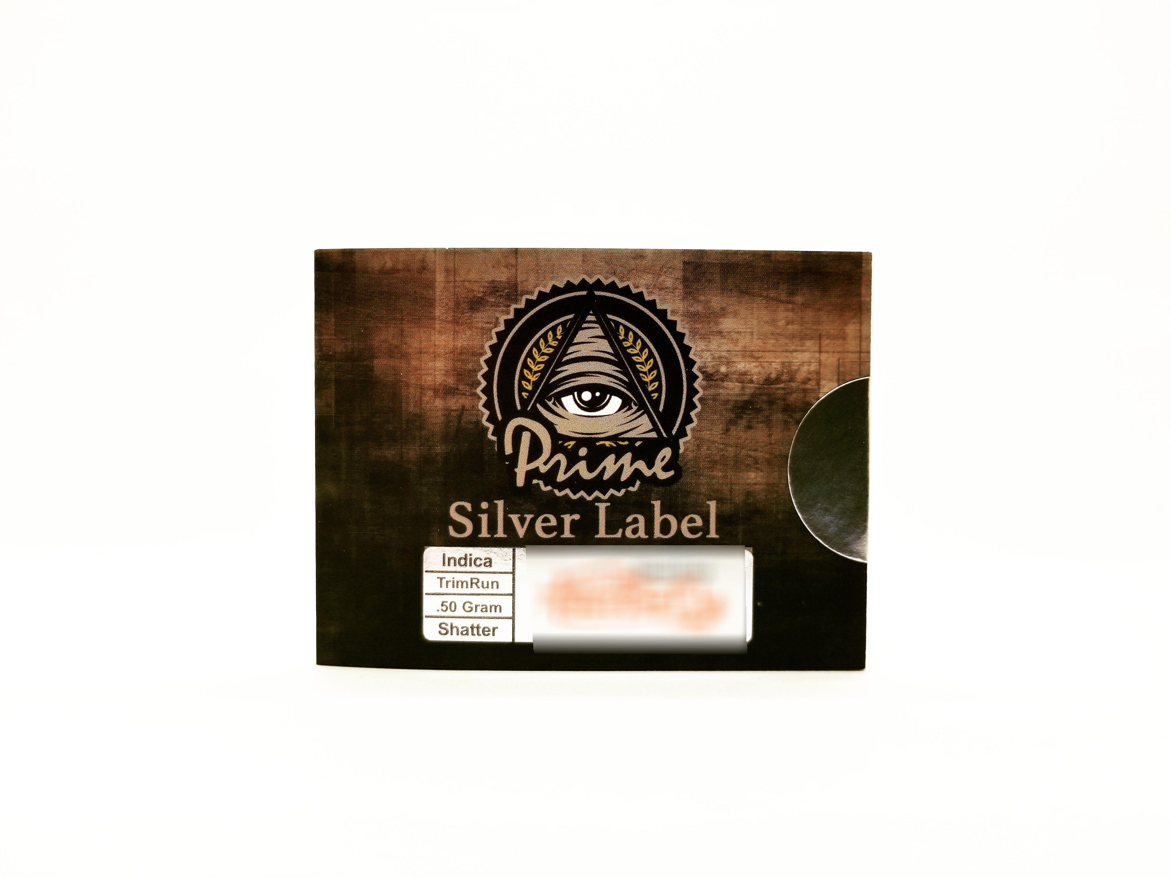 PRIME The White (I) [Silver Label]