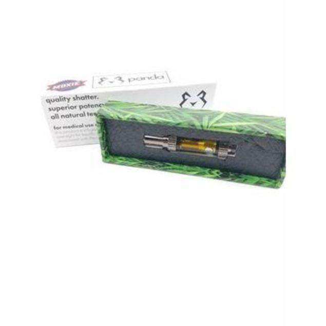 Panda Liquid Shatter Cartridge - Jet Fuel
