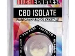 Infused Edible CBD Isolate 1 gram