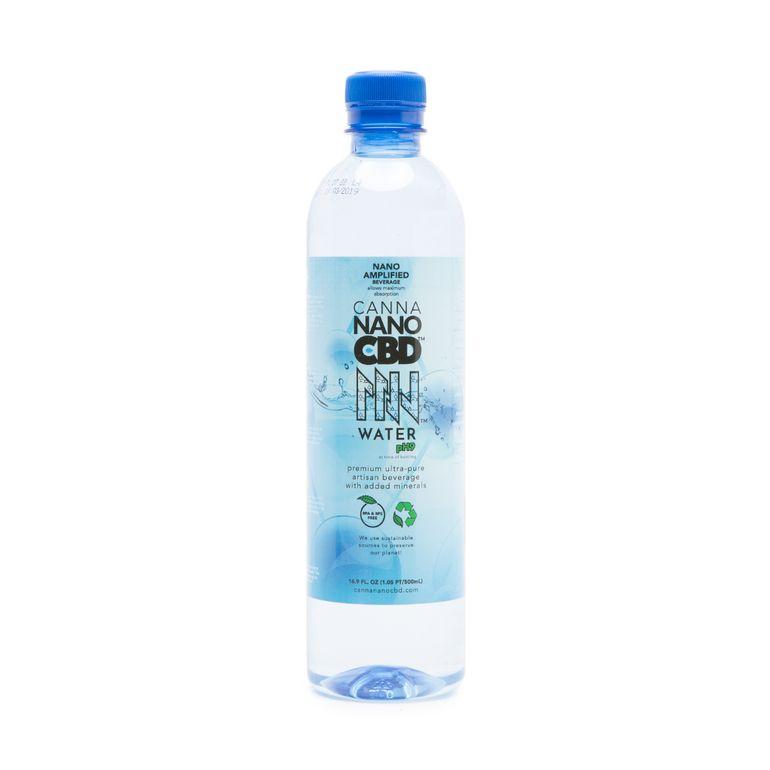 Cannanano Water [ph9+ alkaline] 2mg CBD