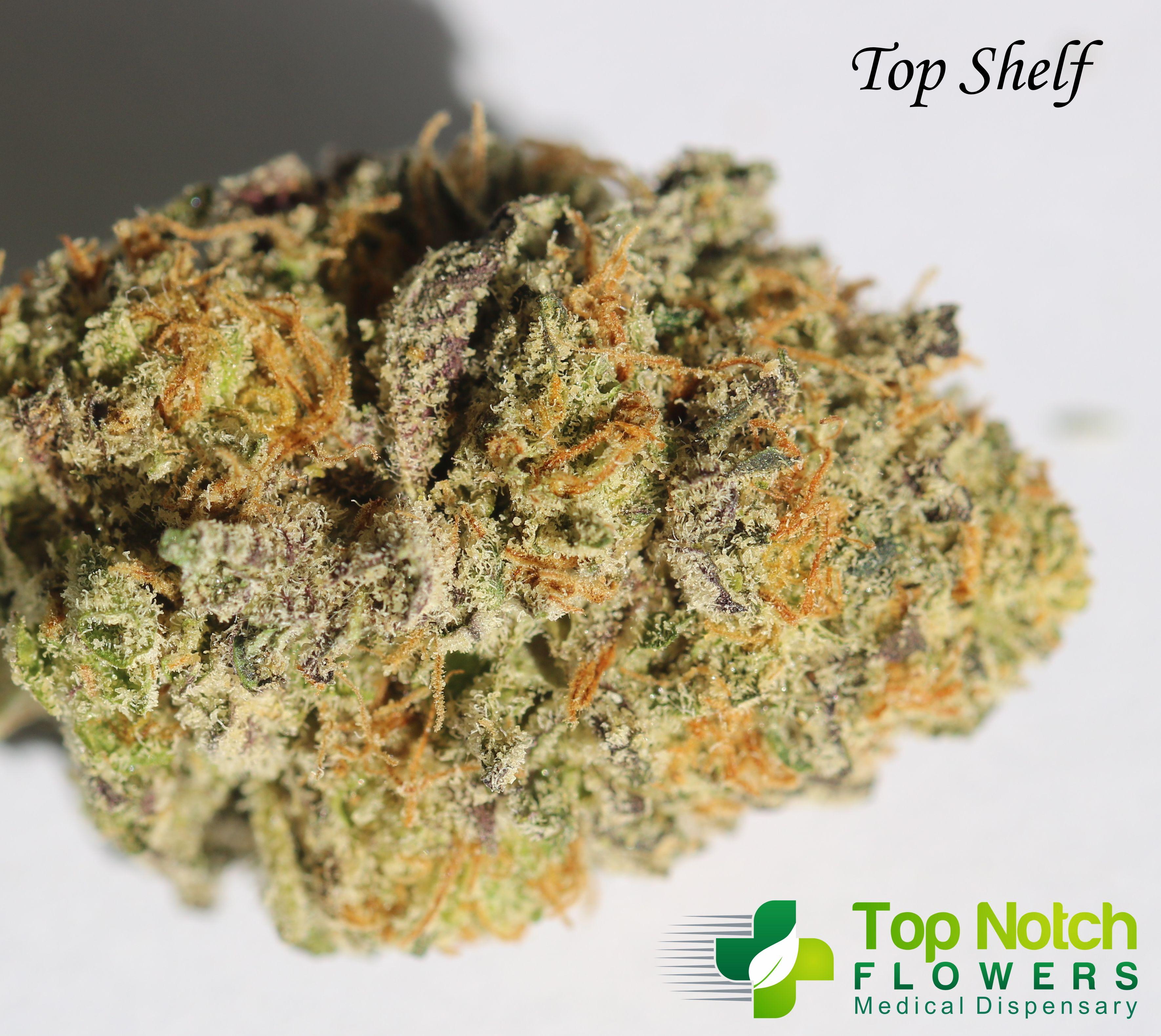 Top Shelf Cookies & Cream