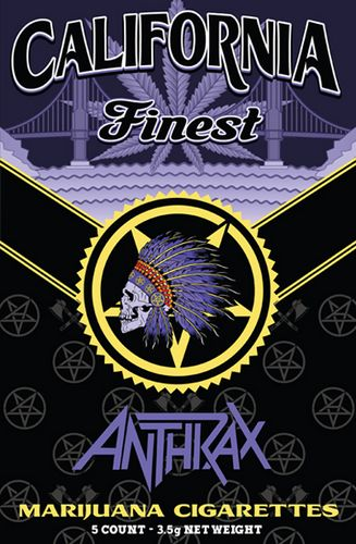 California Finest: Anthrax