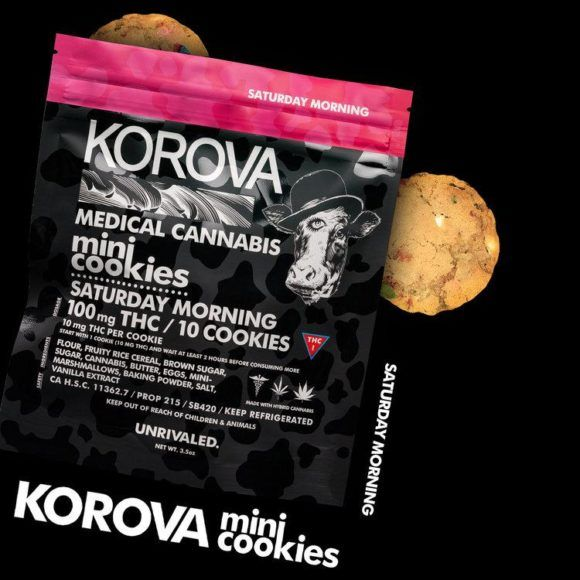 Korova Saturday Morning Minis $20