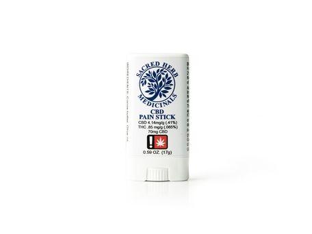 Sacred Herb - CBD Painstick 17grams