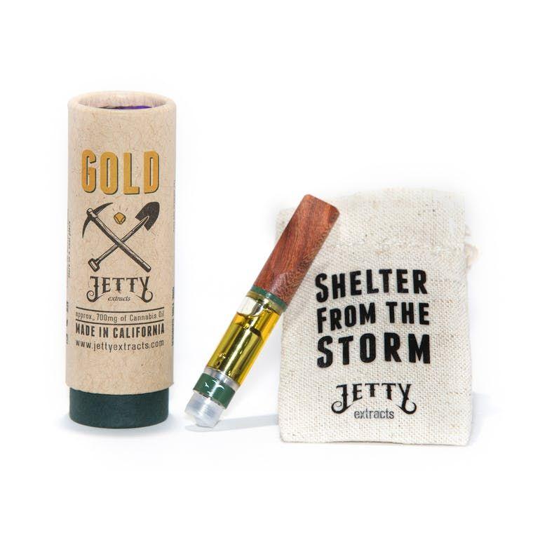 Jetty Extracts Granddaddy Purple (GDP) Cartridge