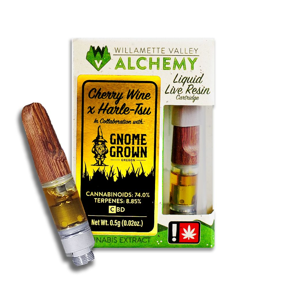 WVA - Cherry Wine x Harle Tsu, CBD, Live Resin Cart