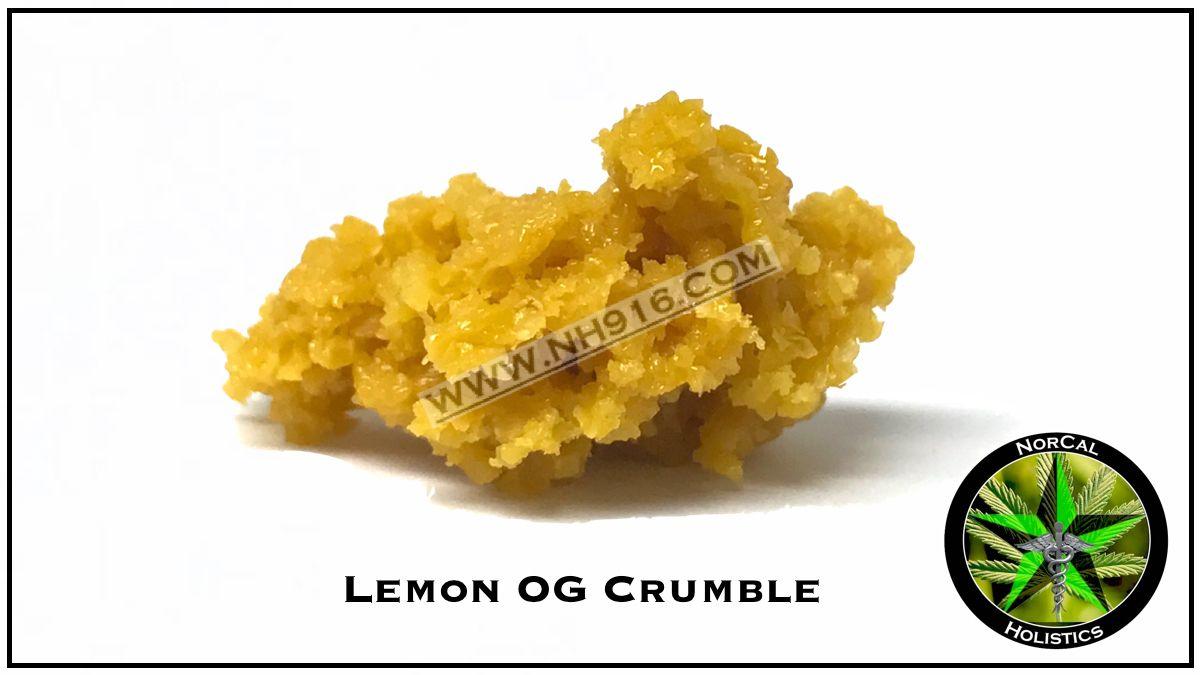 -WaxMan-Lemon OG Crumble
