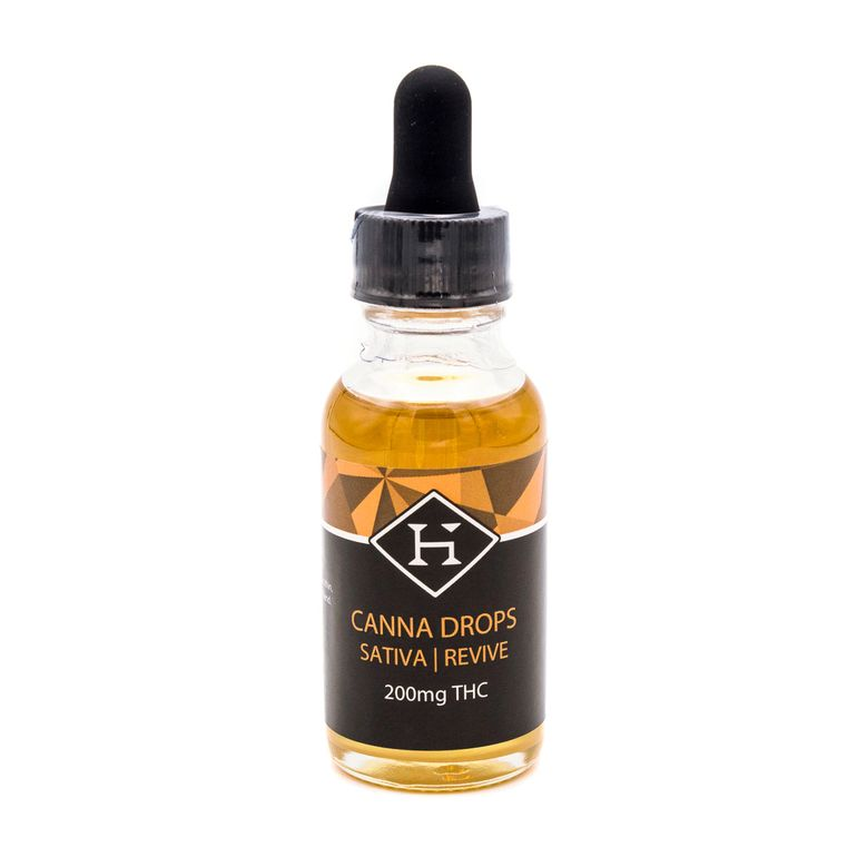 Hashman SATIVA REVIVE Drops 200mg